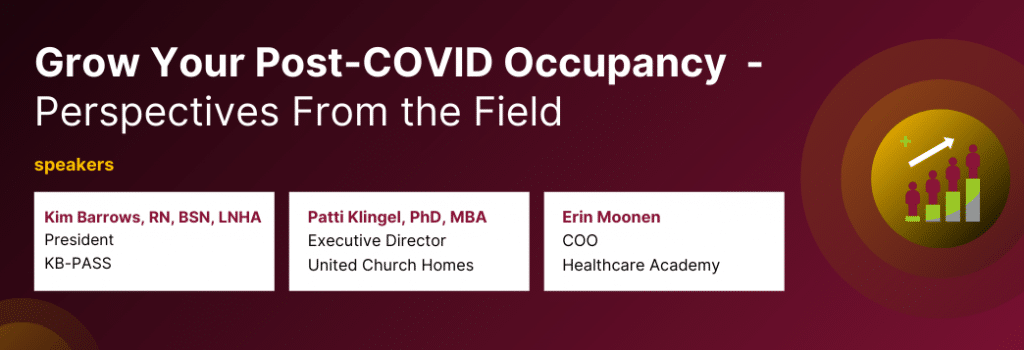 Grow Your Post-COVID Occupancy